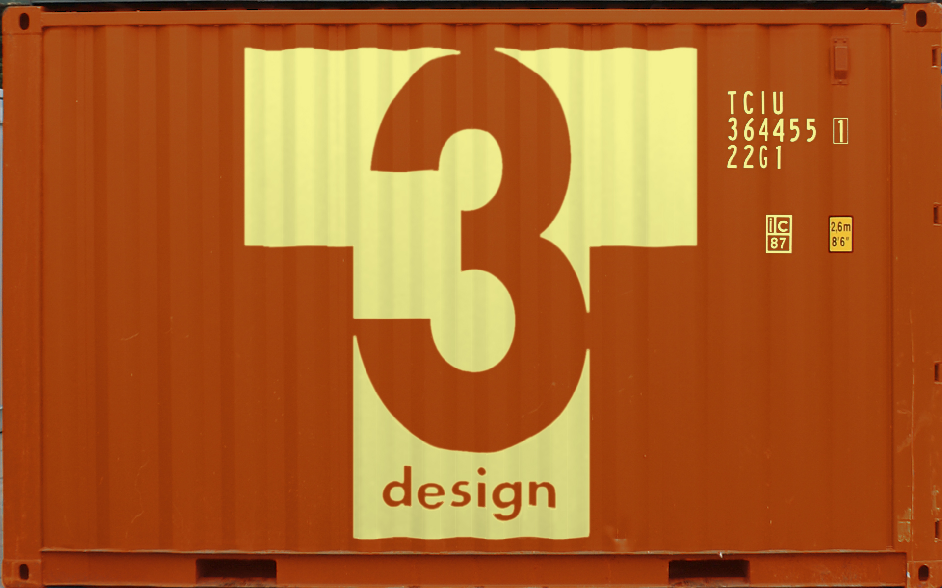 T3 Shipping Container